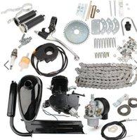 Wholesale 80cc Stroke Cycle Motorized Bike Black Body Engine Motor Kit