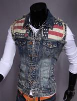 Wholesale Brands Men Vest Fashion Men Clothing Casual Men Tops High Quality Men Outwear Hot Sell Men Coats Top Men Vests New Outwear