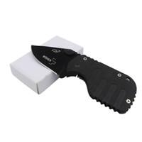 Promoción de calidad superior Boker Plus Subcom Negro de acero inoxidable plegable cuchillo de bolsillo plegable EDC cuchillo cuchillos