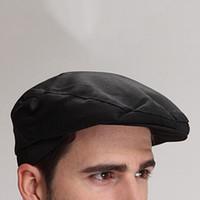 berets for sale - Hot Sale Chef Hats Cafe Waiter Uniform Beret Kitchen Cooking Cap Restaurant Working Cap Home Hotel Hats for Women Men YH0228