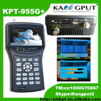 analog satellite finder - Satellite Finder Display AHD Picture KPT G AHD CCTV Monitor