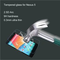 abs thickness - for LG google Nexus Tempered glass screen protector D Arc edge mm thickness H hardness quality assure