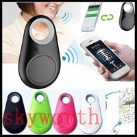 Wholesale Popular Bluetooth Anti Lost Alarm Tracer Camera Remote Shutter iTag Anti lost Alarm Self timer bluetooth for iphone s samsung s6 plus