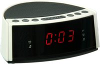 Wholesale 0 quot Dual Alarm PLL AM FM LED Clock Radio Snooze Function