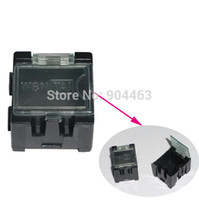 Wholesale Black Mini SMT SMD Kit anti static components boxes ESD storage box outside size mm