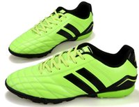 adult soccer cleats - Size Hard Count TF Men Soccer Shoes Football Boots Adults Boy Kid Trainers Sports Sneakers Shoes Soccer Cleats Shoes NX530