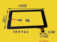 Wholesale The new external screen tablet computer touch screen TP chapter number TYF1039V8 WJHA