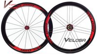 aero setting - 20 Inch bike wheel Full carbon Velosa super sprint aero wheelset wheelset mm clincher folding bike wheel