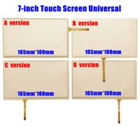 audio digitizer - New inch mm mm Touchscreen for Car Audio Car Navigation DVD AT070TN92 inches Touch Screen Digitizer Panel Universal