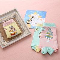 Wholesale Kids Underwear Baby With Cotton Baby Briefs Boxers Panties Children Underwear Child Cute Cartoon Panty Shorts