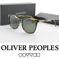 Wholesale Vintage Classic Brand Designer Sunglasses Oliver Peoples L A Coen Retro Sun Glasses Women Men Eyewear Gafas Oculos de Sol OV5297