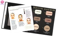 art color palette - 1set HOT Makeup Kevyn Aucoin Contour Book High light Shadow plate The Art of Sculpting Defining eyeshadow palette