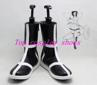 arrancar bleach - Bleach Cirucci Thunderwitch Broken Mask Arrancar cos Cosplay Boots Shoes shoe boot short ver YJZ34