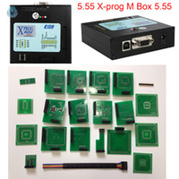 best eeprom programmer - Best Model XPROG M ECU Programmer XPROG M Auto ECU Chip Tuning Tool X PROG M V5 Box No Dongle Read Flash EEPROM