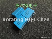 Wholesale Sale kit EVOX RIFA PHE426 UF NF V V p15mm new Blue diy Audio Coupling film Capacitor