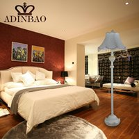 Wholesale European style fabric floor lamp for bed room L