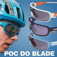 bike los vidrios calientes 2 lentes anti-niebla en bici bici velo gafas de sol POC DO HOJA bici de la bicicleta Gafas de deportes al aire libre ocasionales de ciclismo