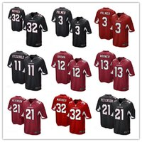 arizona youth football - 2016 hot sale Youth football Jerseys Arizona cheap Cardinals Larry Fitzgerald jerseys authentic football shirt Youth size S XL