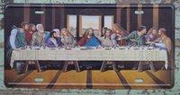 art last supper - Famous Arts The Last Supper Metal Tin Sign Plaque Pub Club Tavern Wall Decor Art Poster CP746