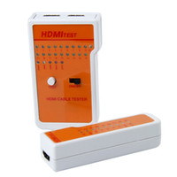 Wholesale Koolertron LED Indicators Portable HDMI High Definition Cable Tester with Orignal Storage Case