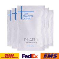 Wholesale Hair Removal Cream PILATEN Women Men Painless Mild Depilatory Cream For Leg Armpit Body Hair Removal G One Bag WX B66