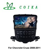 Wholesale Cruze Dash - 8 Android 5.1 Car DVD Radio For Chevrolet Cruze 2008-2011 GPS Navi WIFI 3G BT Phonebook 16G Flash 1G RAM Quad Core 1024*600 Touch Screen
