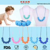 Wholesale The baby tooth is biting gum children s teeth stick dental adhesive silicone Pendant Jewelry Necklace