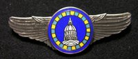 air force housing - United States Air Force Memorial wing badge White House Air Force
