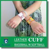 Wholesale Baseball or Softball Cuff with rhinestone