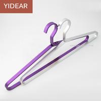 aluminium skirting - Yidear Strong Widened Heavy Loading Aluminium Coated Clothes Hanger