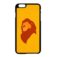abs king - Lion King Texture Illustration fashion cell phone case for iphone s s c s plus