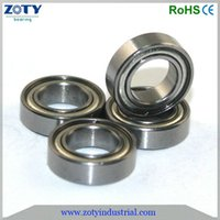 Wholesale China Factory Bearing MR148zz Micro RC Helicopters ball bearings MR148 z Chrome steel ball bearings x14x4mm ball bearing MR148