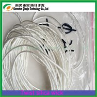 best packing materials - CE Approval Ekowool Twisted mm high silica wick With Over SiO2 best raw material meter pieces pieces pack