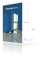 Wholesale SketchUp Pro full version software English Language Plastic color box packaging