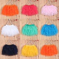 baby clothes bulk - candy color kids tutu skirt dance dresses soft tutu dress ballet skirt layers children pettiskirt baby clothes bulk price