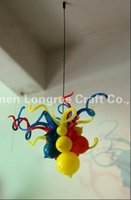 Wholesale Color Size Customized CE UL Certificate Delicate Shop Decorative Mini Chandelier Hanging Pendant Light