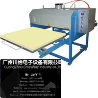 Wholesale large format heat press pnuematic sublimation heat transfer machine