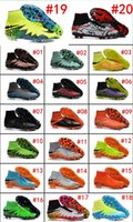 band peaches - Hot Sell Hypervenom Phantom II FG High Ankle Unrivalled Agility Total Control Soccer Shoes Boots High Top Cleats Laser FGI Football Shoes