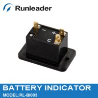 battery storage tester - Lead acid storage battery Lifetime year Battery charge discharge Indicator v battery tester for acid lead battery