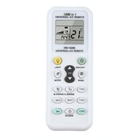 air conditioning consumption - Universal Low Power Consumption E LCD A C Muli Remote Control Controller Built in clock for Brands Of Air condition
