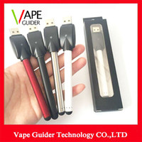 battery oil - O pen vape bud touch battery with USB Charger e cigarette cartridges wax oil pens thread for CE3 vaporizer pen Bud cartridges