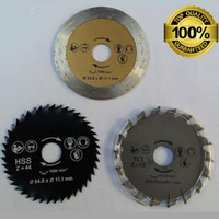 Wholesale mini hand circle saw accessories saw blade made of diamond for tile tct for wood at good price and fast delivery