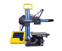 Wholesale Latest Technology Mini d printer high Efficiency high precision Portable DIY d Printing machine also wanhao and d printer two color