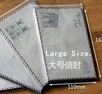 architectural gifts - L Vintage Paris architectural style DIY Multifunction Envelope set nice Gift Whalesale MM