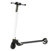 Wholesale 2016 New product lightest folding carbon fiber electric scooter for kids