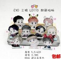 Wholesale hotsales pc acrylic exo luhan ikon bts figure standee
