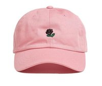baseball cap customize - 2016 Newestest Exclusive customized design Brands The Hundreds Rose Strap Back Cap men women Adjustable golf snapback baseball hat casquette