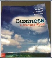 Wholesale Hot selling New Book Business A Changing World th Edition