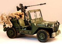 Wholesale Diecast Models wwii Cars for Kids Toys for Children Diecast Car Model Legion A84