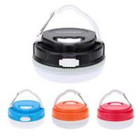 Wholesale USB Rechargeable Outdoor Camping Lantern Super Bright Light Modes LED Tent Light Campsite Hanging Lamp Emergency Lantern